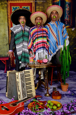 MEXICO / SPAIN