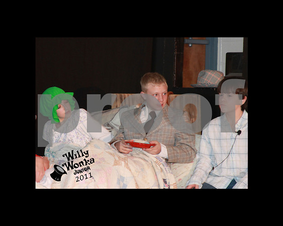 Willy Wonka Cast Photos