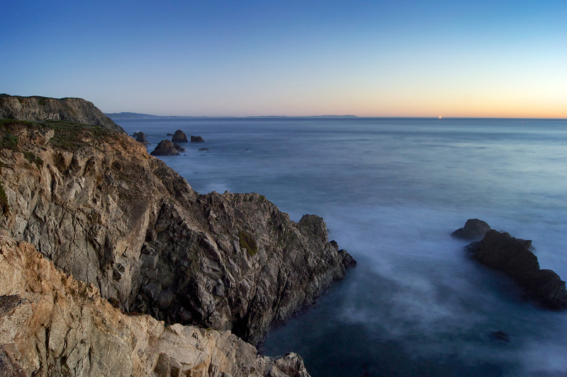 Bodega Bay, Sea Cliffs