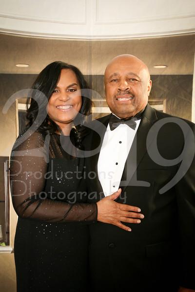 Pastor Calvin Jones Jr. Retirement Gala