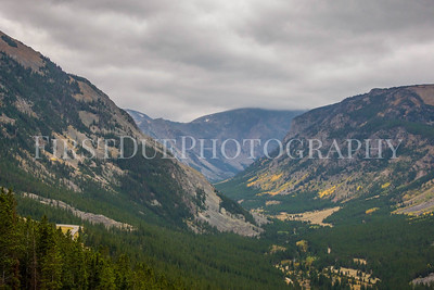 """US Route 212 """"The Beartooth Highway"""", Montana/Wyoming Sept 2015"""