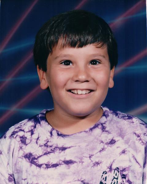 Matthew @ 8 Years