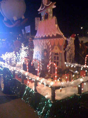 2010 Nashville Christmas Parade