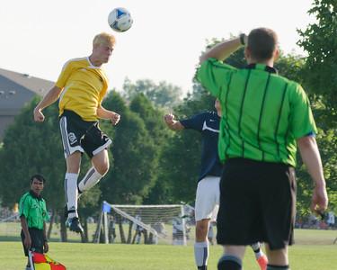 KISS 06/16/2012 Game 2 Three Lions Elite @ Green Bay Orange 2-0 Win