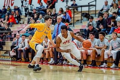 2017/2018 Yorkville Basketball