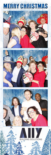 2018 ALLY BUILDING SOLUTIONS CHRISTMAS PARTY