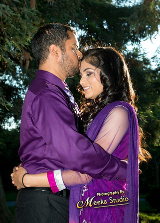 Hushnak and Amandeep