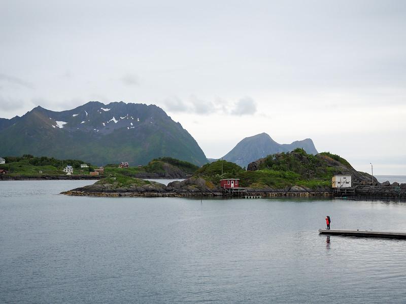 View from Hamn i Senja