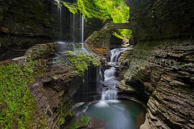 Waterfalls of New York