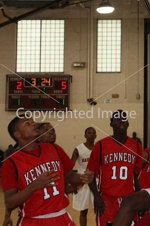 2012 Kennedy Basketball