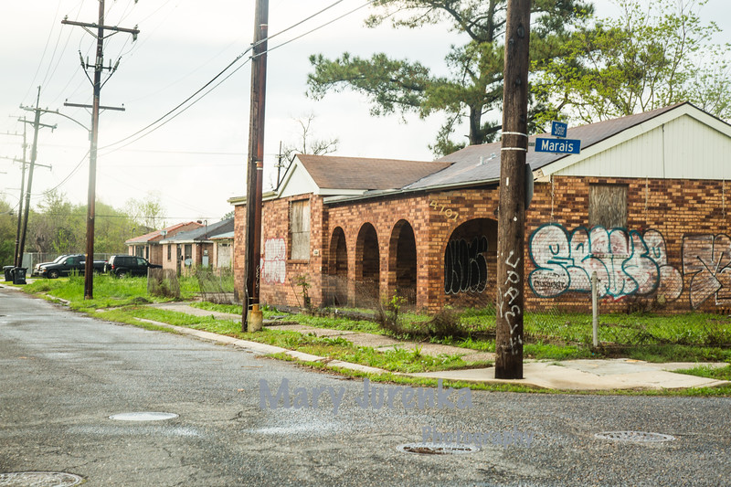 Abandoned Since Hurricane Katrina Hit in 2015