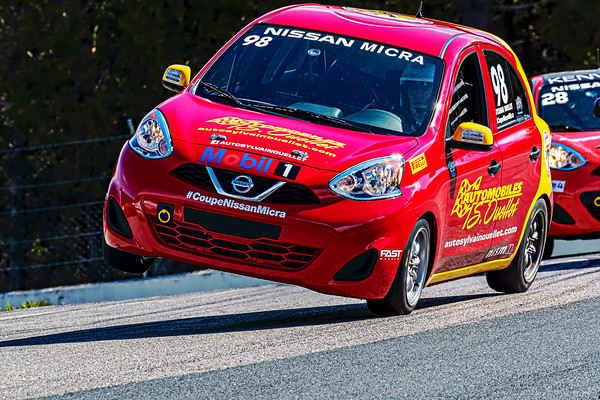 2019 Nissan Micra Cup at Victoria Day SpeedFest