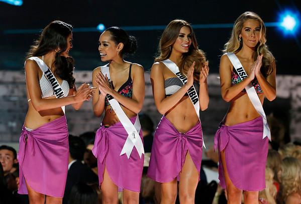 2015-12-20 2015 Miss Universe
