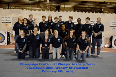 Centennial HS Archery