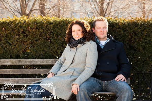 Ryan and Sara Engagement