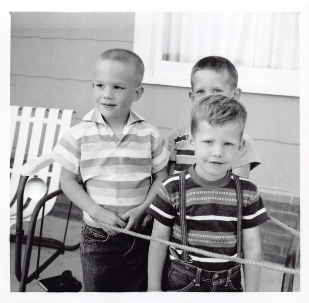 David, Rodney, Danny