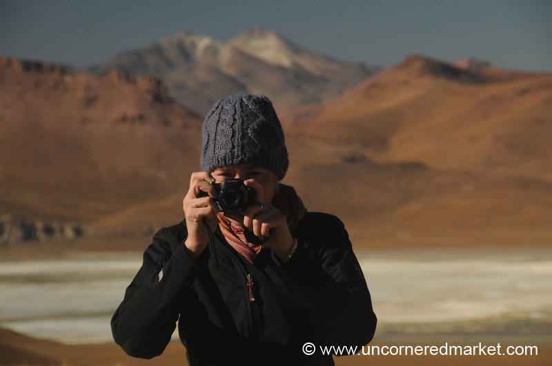 Documenting the Desert - Salar Tour, Bolivia