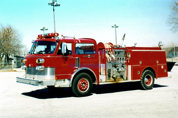 Ford Heights Fire Department