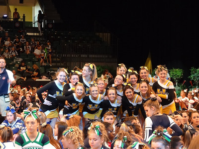 Florida Cheer Competition 2012