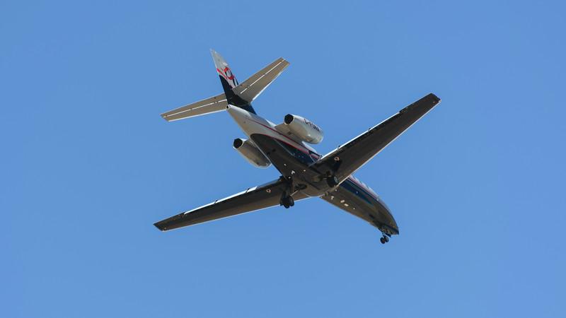 Non-Military Aircraft