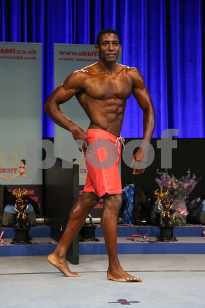 MEN'S PHYSIQUE OVER 35 YEARS