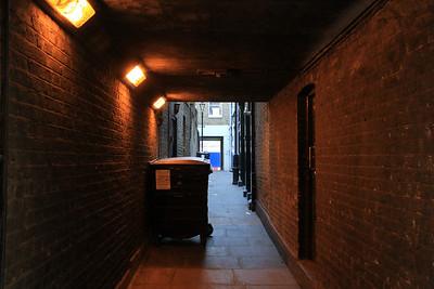 London at Dawn - Brick Lane and East London