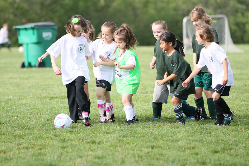 Westside U 9  Girls