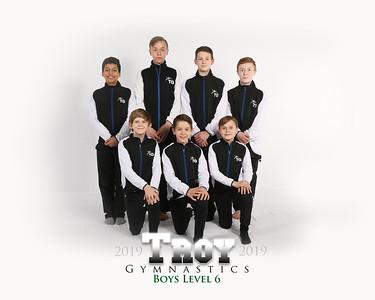 Boys Level 6