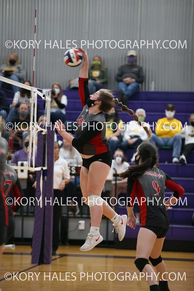 2020 Volleyball Season--High School
