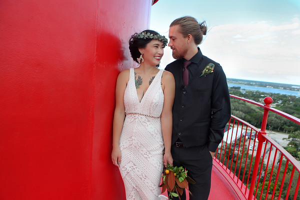 Mitchell & Kira: St. Augustine Lighthouse and Maritime Museum