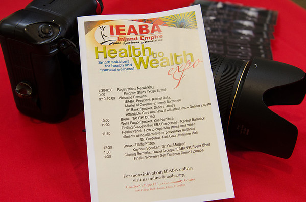 Health to Wealth Expo 2013