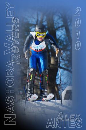Sample Skiing Posters
