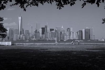 Liberty Island/Ellis Island