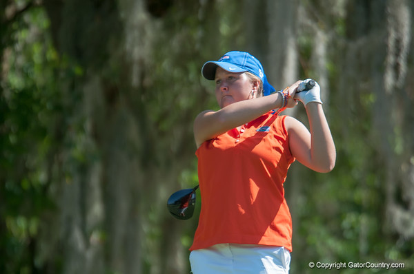 Photo Gallery - Women's Golf - Suntrust Invitational 3/18/2012