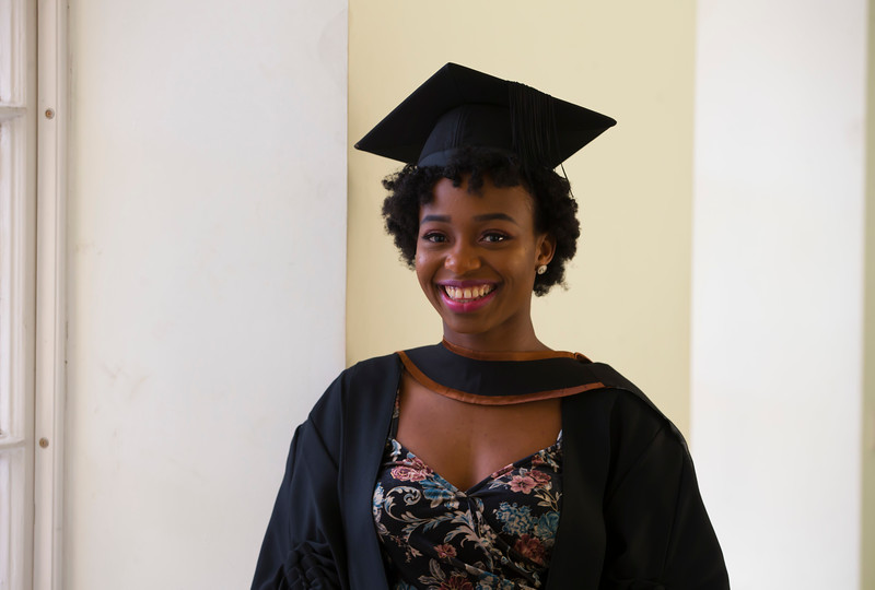 01/11/2017. Waterford Institute of Technology Conferring is Adeola Awodele, Waterford. Picture: Patrick Browne