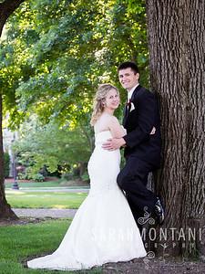 Kayla and Eric