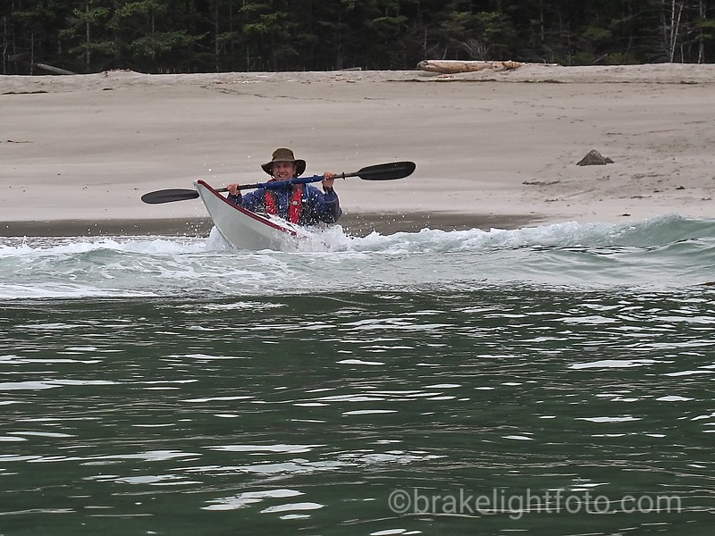 Breaking Through Surf