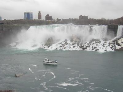 04-23 to 04-26 Niagara Falls