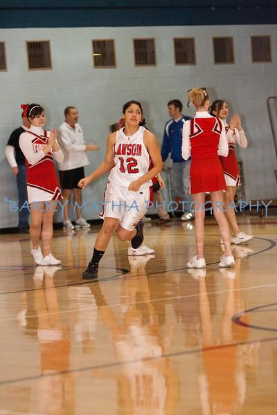 Lawson vs Lexington Girls LIT 09