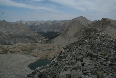 Day 2 - Center Basin and Forester Pass