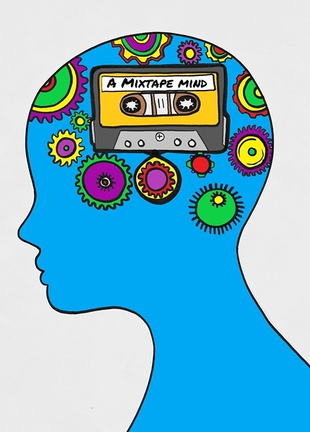 A Mixtape Mind poster