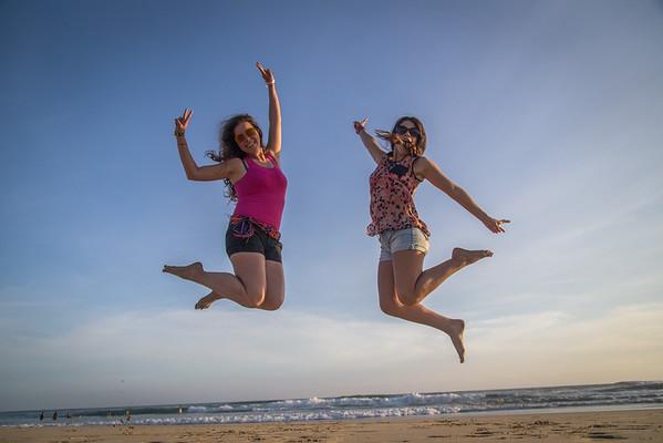 Karen & Anette Cabo Trip