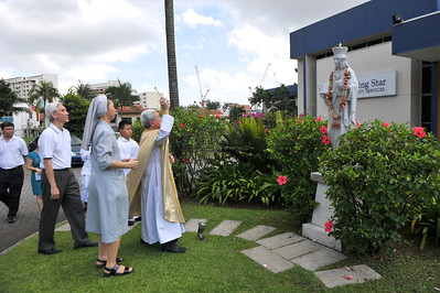 Blessing of Morning Star by Archbishop Nicholas Chia