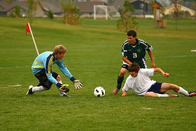 Bulldogs vs Foothills Sept. 21, 2010