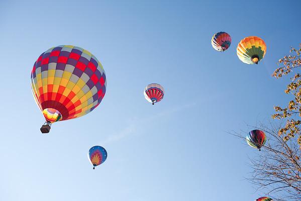 Hot Air Balloon Festival | Statesville, NC