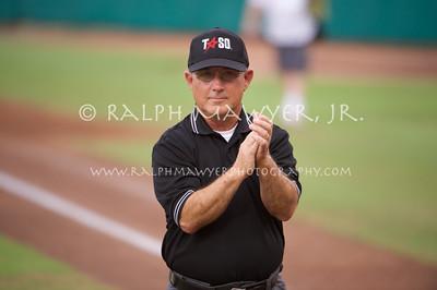 Referees & Officials - Baseball