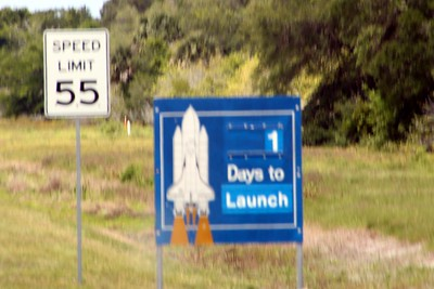 Around the Kennedy Space Center