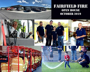 Fairfield Fire Open House October 2019