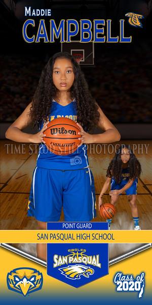 SPHS Girls Basketball 2019