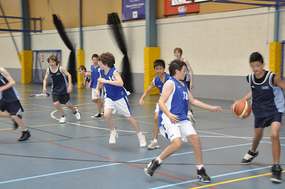 AIMS Basketball 2009